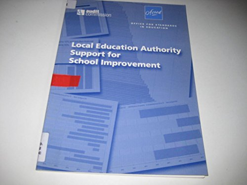 9780113501137: Local Education Authority Support for School Improvement