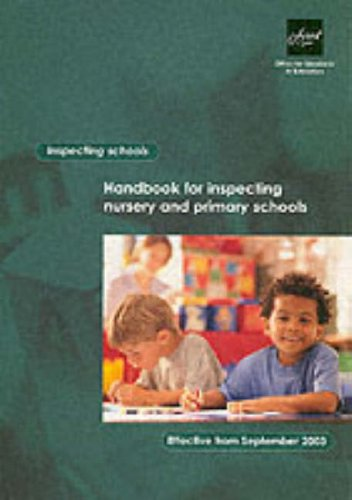 9780113501151: Ofsted Inspection Handbook: Nursery and Primary Schools