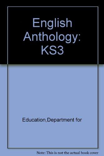 9780113700004: English Anthology: KS3