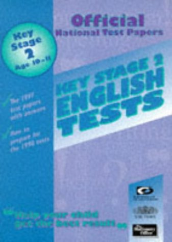 9780113700509: Official National Test Papers: Key Stage 2