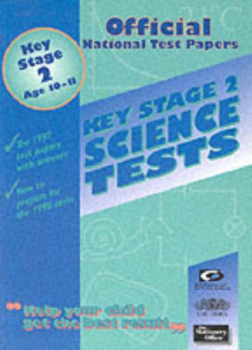 9780113700523: Official National Test Papers: Key Stage 2 (Official Key Stage Guides)