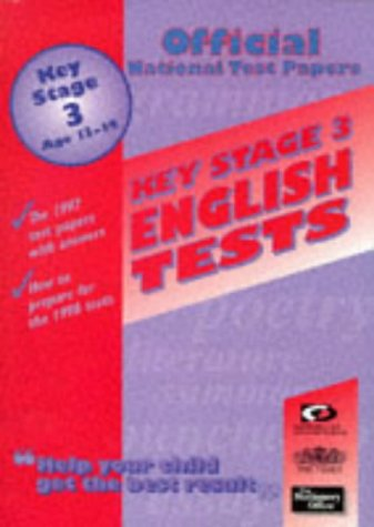 9780113700554: Official National Test Papers: Key Stage 3