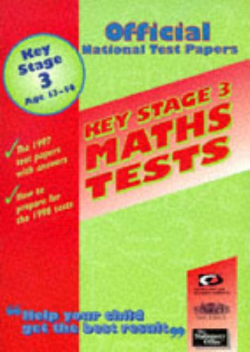 9780113700561: Official National Test Papers: Key Stage 3
