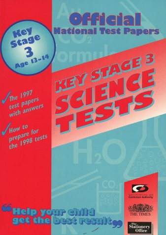 9780113700578: Official National Test Papers: Key Stage 3