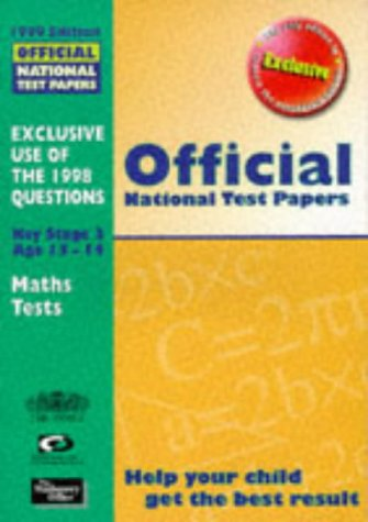 9780113700646: Official National Test Papers 1999: Key Stage 3