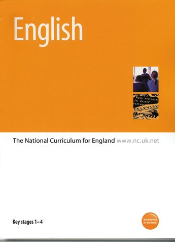 9780113700684: English: Key Stages 1-4: The National Curriculum for England