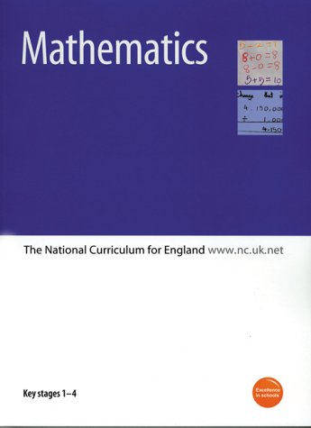 9780113700691: Mathematics: The National Curriculum for England - Key Stages 1-4