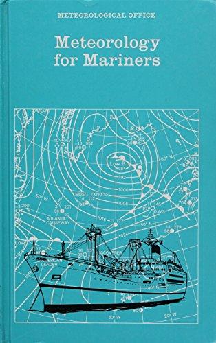 9780114003111: Meteorology for Mariners (Met. O. ; 895)