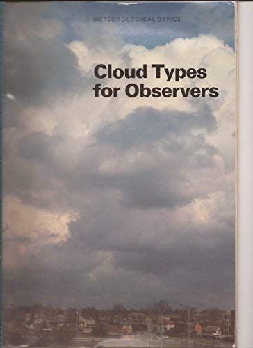 9780114003340: Cloud Types for Observers