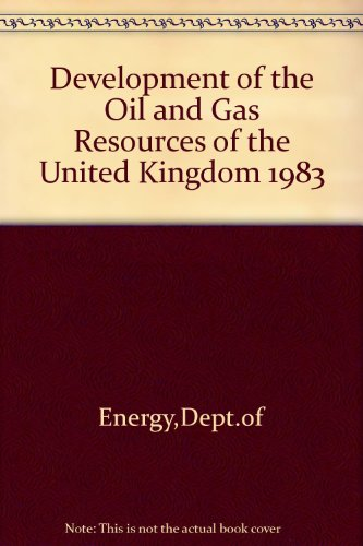 9780114112486: Development of the Oil and Gas Resources of the United Kingdom
