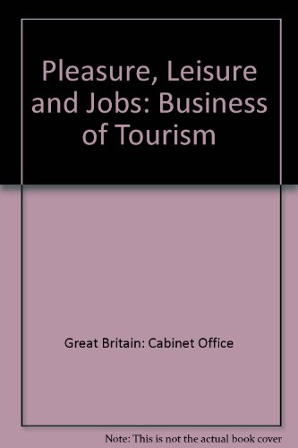 9780114300043: Pleasure, Leisure and Jobs: Business of Tourism