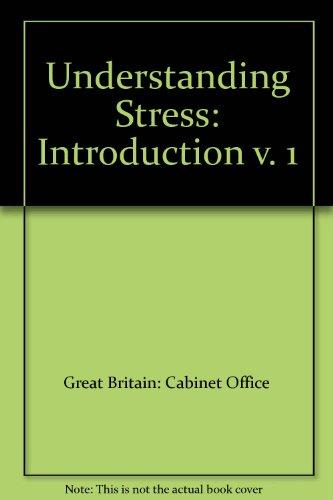 9780114300197: Understanding Stress: Introduction v. 1