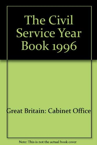 9780114301361: Civil Service Yearbook, 1996