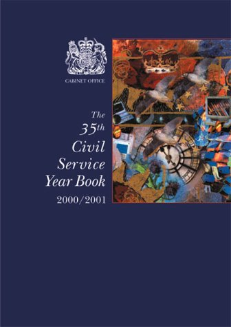 9780114301651: The 35th Civil Service Year Book: 2000 (Government)