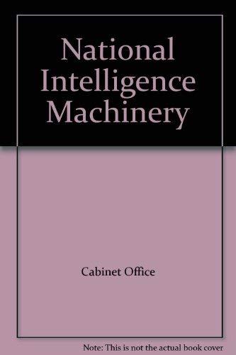 9780114301804: National Intelligence Machinery