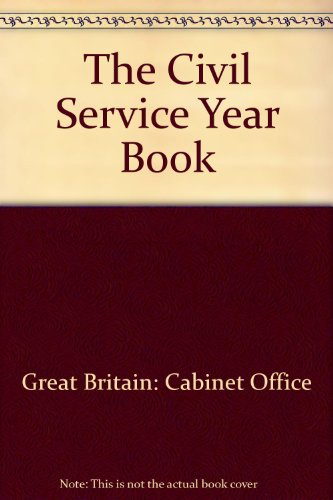 9780114301859: The Civil Service Year Book
