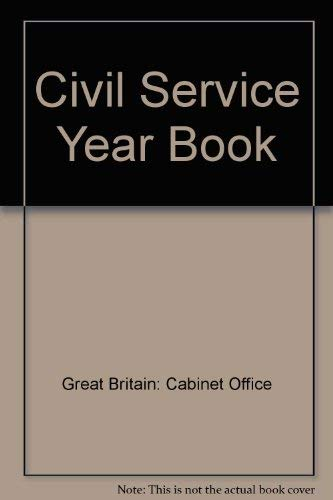 9780114301897: Civil Service Year Book