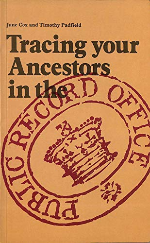 9780114401146: Tracing Your Ancestors in the Public Record Office (Public Record Office handbooks)
