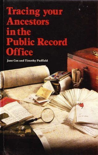 9780114401863: Tracing Your Ancestors in the Public Record Office (Public Record Office handbooks)