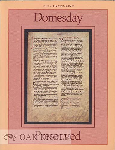 Domesday Preserved: Forde, Helene