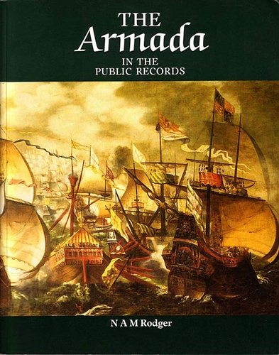 9780114402150: The Armada in the Public Records