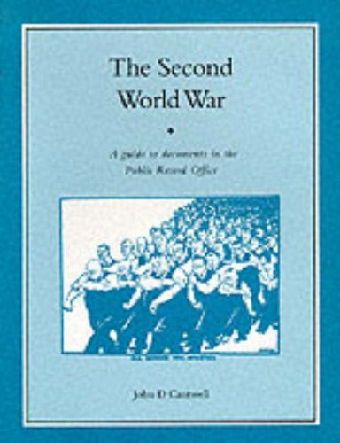 9780114402549: Second World War: A Guide to Documents in the Public Record Office (Public Record Office Handbooks)