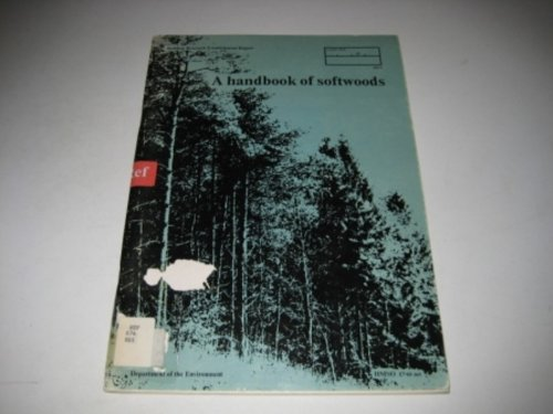 9780114705633: A Handbook of Softwoods (Reports)