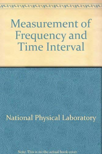 9780114800338: Measurement of Frequency and Time Interval