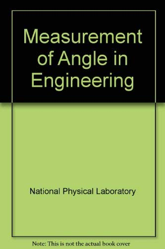 9780114800574: Measurement of Angle in Engineering