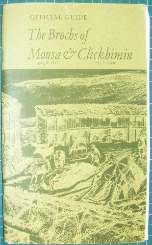 9780114904968: The brochs of Mousa & Clickhimin