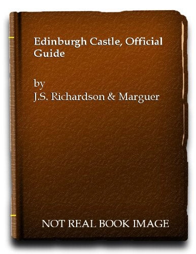 9780114907778: Edinburgh Castle: Official Guide