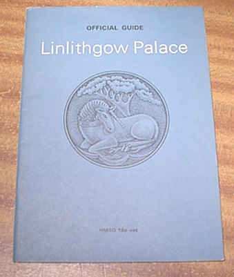 Linlithgow Palace Official Guide: James Beveridge