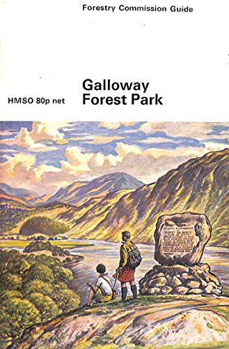 9780114911799: Galloway Forest Park (Forestry Commission guide)