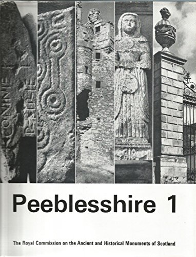 9780114913496: Inventory of the Ancient Monuments: Peeblesshire