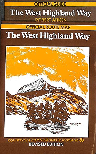 9780114923532: The West Highland Way: Official Guide (Long Distance Footpath Guides)