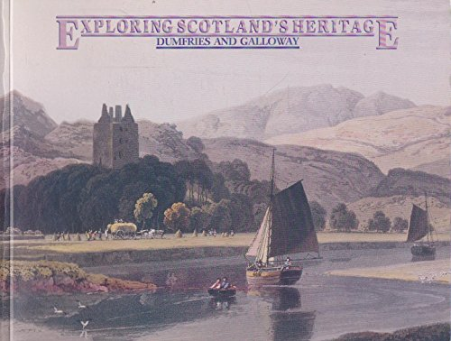 9780114924591: Dumfries and Galloway (Exploring Scotland's Heritage)