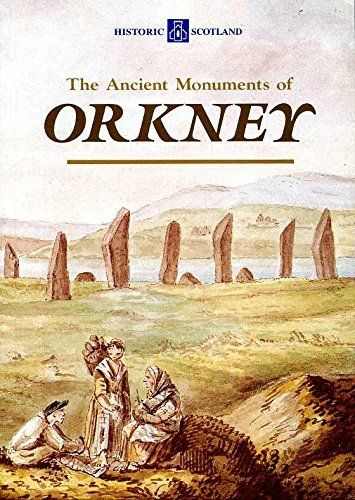 9780114924782: Orkney Monuments
