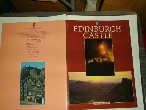 9780114924935: Edinburgh Castle (Official guides)