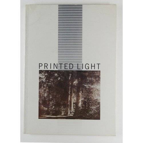Printed Light: Scientific Art of William Henry Fox Talbot and David Octavius Hill with Robert Adamson (0114931240) by Scottish National Portrait Gallery