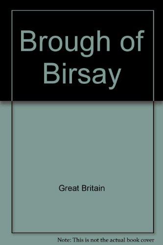9780114931254: Brough of Birsay