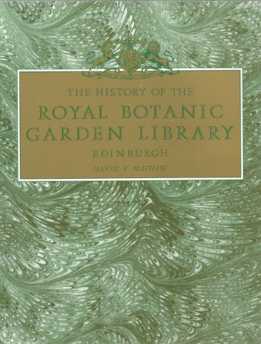 9780114933425: The History of the Royal Botanic Garden Library Edinburgh