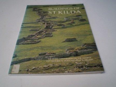 9780114933913: Buildings of St. Kilda