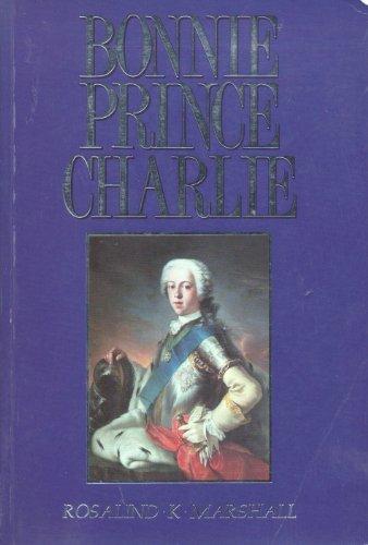 9780114934200: Bonnie Prince Charlie