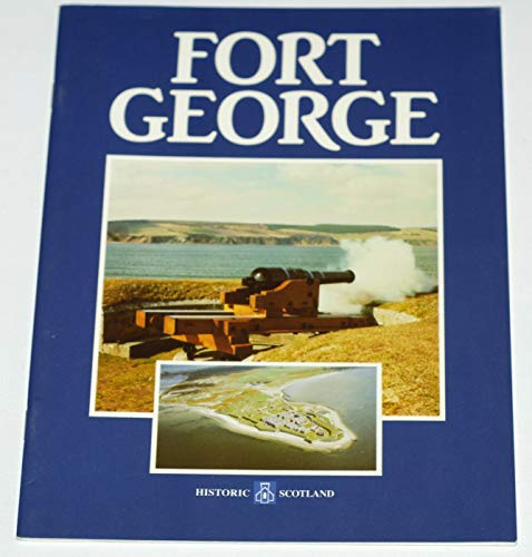 9780114934262: Fort George (Historic Scotland)
