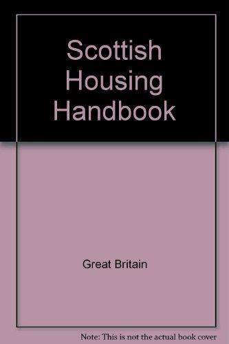 9780114934583: Scottish Housing Handbook