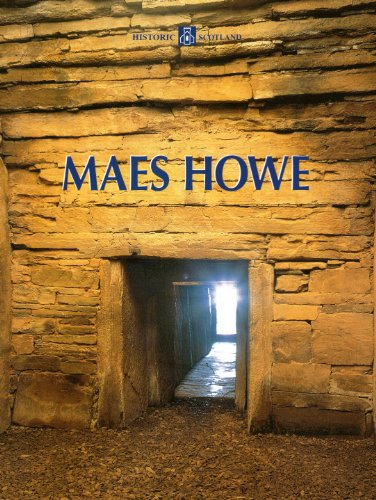 9780114934736: Maes Howe Guide Book (Historic Scotland)