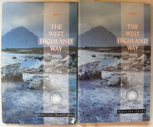 9780114934958: The West Highland Way: Official Guide (Long Distance Footpath Guides)