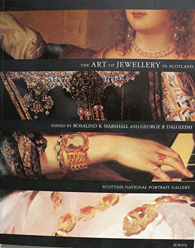 9780114941543: The Art of Jewellery in Scotland