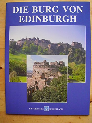 9780114941727: Edinburgh Castle (Historic Scotland)