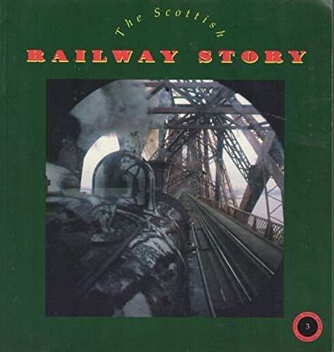 9780114941871: The Scottish Railway Story